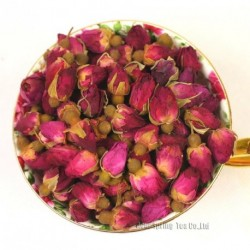 Red Rose Bud, Chinese herbal / Flower Tea, tisane,100% natural, Good for Beauty,H02, caffeine-free