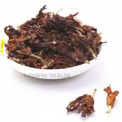 Fragrant Michelia alba tea ,Chinese herbal / flower tea,tisane,Caffeine-free,fruit tea,100% natural,helpful for relax,H21