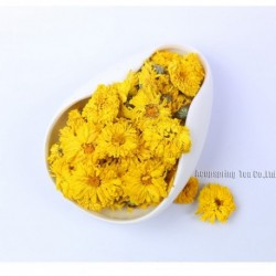 Top Quality Golden Chrysanthemum,Good for relax,Chinese herbal / flower tea,tisane,Caffeine-free,fruit tea,100% natural,H30