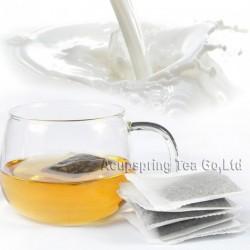 Fragrant Milk Flavor White Teabag,Baicha,Healthy tea,