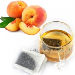 Fragrant Peach Flavor White Teabag,Baicha,Healthy tea