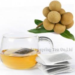 Fragrant Longan Flavor White Teabag,Baicha,Healthy tea