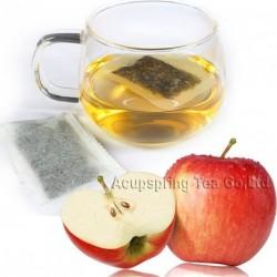 Fragrant Apple Flavor White Teabag,Baicha,Healthy tea