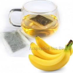 Fragrant Banana Flavor White Teabag,Baicha,Healthy tea