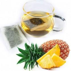 Fragrant Pineapple Flavor White Teabag,Baicha,Healthy tea