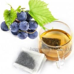 Fragrant Grape Flavor White Teabag,Baicha,Healthy tea