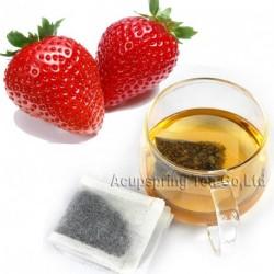Fragrant Strawberry Flavor White Teabag,Baicha,Healthy tea,
