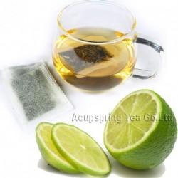 Fragrant Lemon Flavor White Teabag,Baicha,Healthy tea