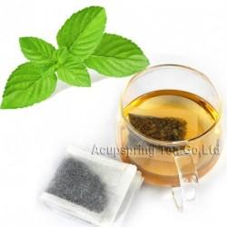 Fragrant Mint Flavor White Teabag,Baicha,Healthy tea,