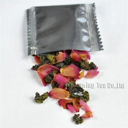 Rose Bud (red) Tieguanyin,Natural herbal tea, lose weight,Chinese Oolong,Wu-long,slimming Tea,
