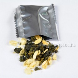 Jasmine Tieguanyin,Natural herbal tea, lose weight,Chinese Oolong,Wu-long,slimming Tea,