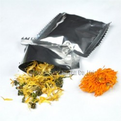 Marigold Tieguanyin,Natural herbal tea, lose weight,Chinese Oolong,Wu-long,slimming Tea