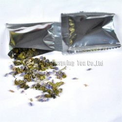 Lavender Tieguanyin,Natural herbal tea, lose weight,Chinese Oolong,Wu-long,slimming Tea