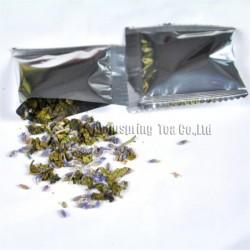 Lavender Tieguanyin,Natural herbal tea, lose weight,Chinese Oolong,Wu-long,slimming Tea
