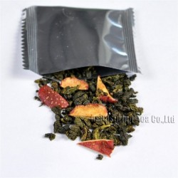 Hawthorn Fruit Tieguanyin,Natural herbal tea, lose weight,Chinese Oolong,Wu-long,slimming Tea,