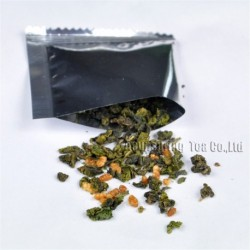 Lotus Leaf Tieguanyin,Natural herbal tea, lose weight,Chinese Oolong,Wu-long,slimming Tea
