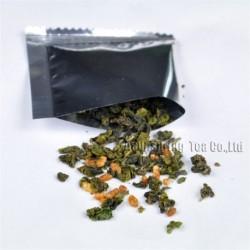 Lotus Leaf Tieguanyin,Natural herbal tea, lose weight,Chinese Oolong,Wu-long,slimming Tea