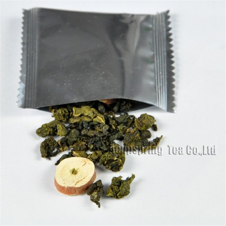 licorice Tieguanyin,Natural herbal tea, lose weight,Chinese Oolong,Wu-long,slimming Tea