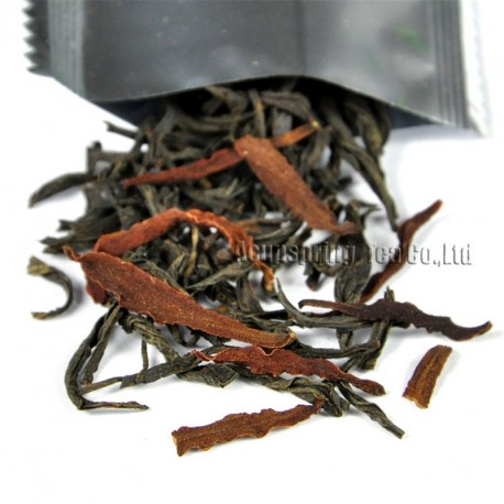 Michelia alba Black Tea,Hongcha,Natural herbal tea,Premium Quality,