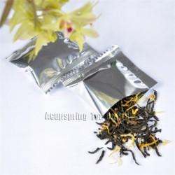 Golden Chrysanthemum Black Tea,Hongcha,Natural herbal tea,Premium Quality