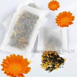 Marigold Black Teabag,Hongcha,Natural herbal tea bag