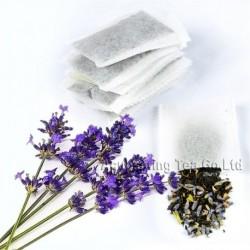 Lavender Black Tea bag,Hongcha,Natural herbal tea bag,