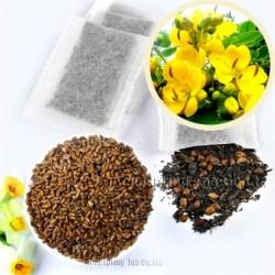 Cassia Seed Black Tea bag,Hongcha,Natural herbal teabag