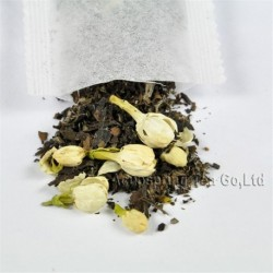 Herbal flower white teabag acupspring tea coltd jasmine white tea bagbaichanatural herbal teabag mightylinksfo