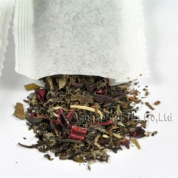 Roselle White Teabag,baicha,Natural herbal tea bag