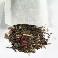 Roselle White Teabag,baicha,Natural herbal tea bag