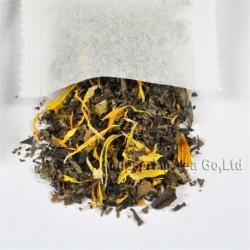 Marigold White Teabag,baicha,Natural herbal tea bag