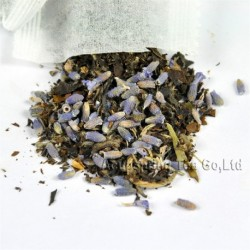 Lavender White Tea bag,baicha,Natural herbal tea bag,