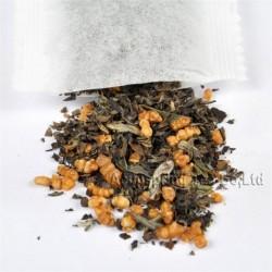Brown Rice White Teabag,baicha,Natural herbal tea bag
