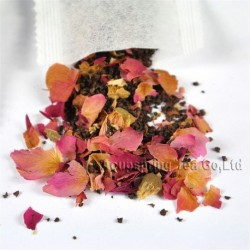 Rose Bud (red) Puer Tea bag,Pu-er,Natural herbal teabag