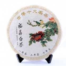 Promotion! 2014 Spring Anti-age White Tea, 357g Wild White Peony, Baimudan,Famous Chinese tea, reduce sugar blood Food, CBJ03