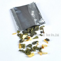 Orange Peel Green tea,100% Natural Heabal tea,Slimming tea