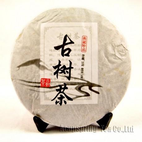 2013 Collection Ancient Tree Puerh Tea,357g Yunnan Puer,Raw Pu'er,Sheng Pu-er