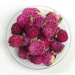 Globe Amaranth Flower,fight cough and hoarseness Chinese herbal / flower tea,tisane,Caffeine-free,100% natural,fruit tea