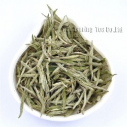 Supreme grade Silver Needle Tea, Anti-old White Tea,Baihaoyinzhen,Anti-age Tea
