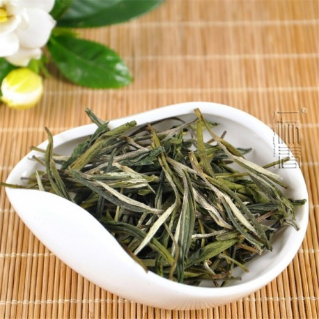 Medium quality Anji White Tea, Anji Bai Cha, Tea