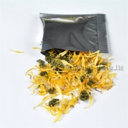 Golden Chrysanthemum Green tea,100% Natural Heabal tea,Slimming tea,