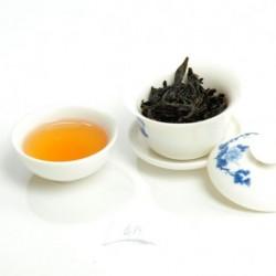 Qidan,Dahong Pao Tea,High-Fire Wuyi Oolong Tea,Wuyi Wu-long Tea