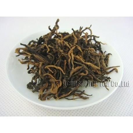 Premium Dian Hong, Famous Yunnan Black Tea,Free Shipping