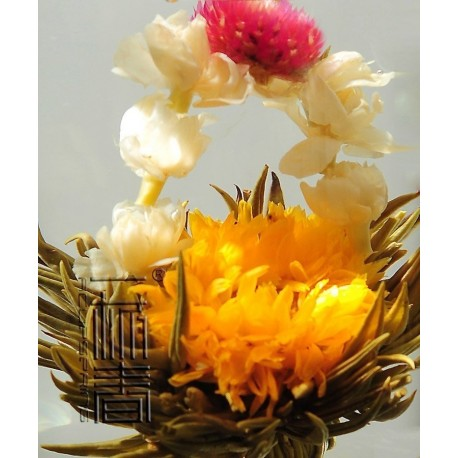 20 kinds Blooming Flower Tea, Art Tea,Blossom Tea,natural herbal for slimming, promotion,Free Shipping