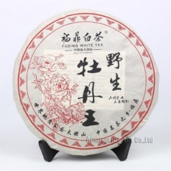2010 Year Wild White Peony, Anti-age White Tea, Aged Baimudan, Famous Chinese tea, low blood pressure Food, Promotion