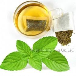 Mint Flavor Tieguanyin Teabag,Early Spring Fruit flavor Oolong,Slimming tea bag