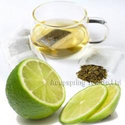 Lemon Flavor Tieguanyin Teabag,Early Spring Fruit flavor Oolong,Slimming tea bag
