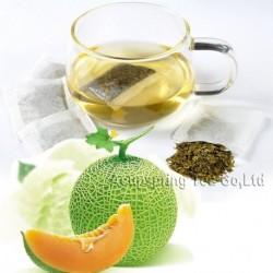Cantaloupe Flavor Tieguanyin Teabag,Early Spring Fruit flavor Oolong,Slimming tea bag