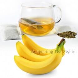 Banana Flavor Tieguanyin Teabag,Early Spring Fruit flavor Oolong Tea,Slimming tea bag