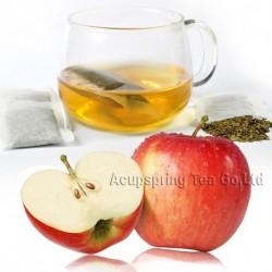 Apple Flavor Tieguanyin Teabag,Early Spring Fruit flavor Oolong Tea,Slimming tea bag